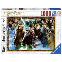 Puzle Harry Potter The Deathly Hallows - 1000 piezas