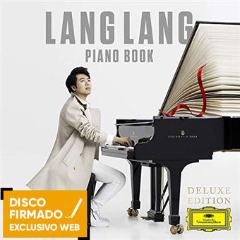 Piano book - Ed Deluxe - 2 CD - Disco Firmado