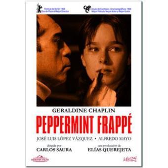 Peppermint Frappé (DVD) - DVD