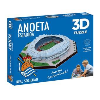 Puzzle Estadio Anoeta 3D
