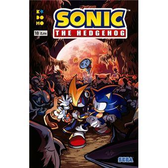 Sonic: The Hedhegog núm. 18