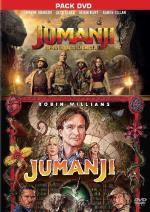 Jumanji + Jumanji. Bienvenidos a la jungla - DVD