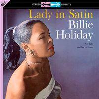 Lady In Satin - Vinilo + CD