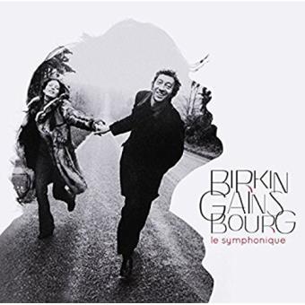Birkin Gainsbourg: Le Symphonique - Vinilo
