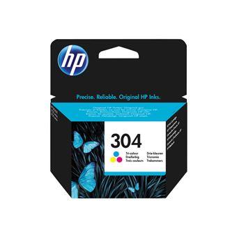 Cartucho de tinta HP 304 Tricolor
