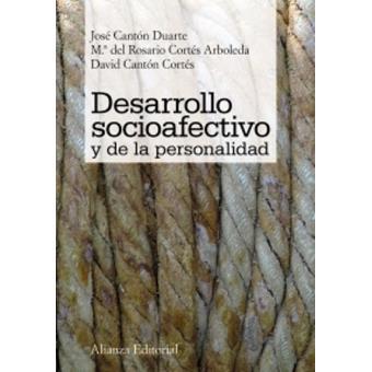 Desarrollo socioafectivo y personal