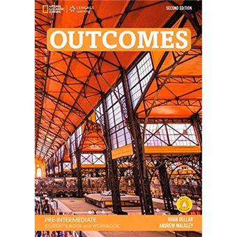 Outcomes Pre-Intermediate A + Workbook + CD + DVD