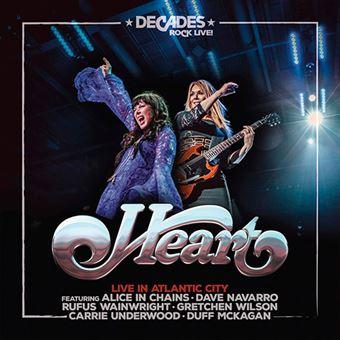 Live In Atlantic City - CD + Blu-Ray