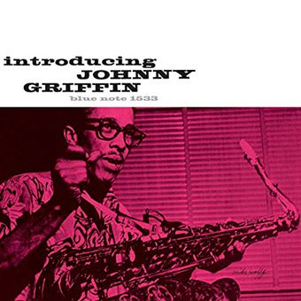 Introducing Johnny Griffin - Vinilo