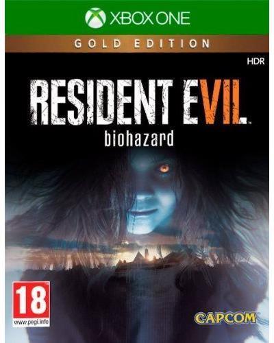 Resident Evil VII - Biohazard Gold Ed.XONE