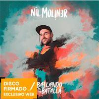 Bailando en la Batalla - Vinilo + CD firmado con pulsera