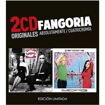Absolutamente / Cuatricromia - 2 CDs