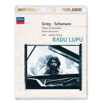Grieg & Schumann - Piano Concertos - Blu-Ray