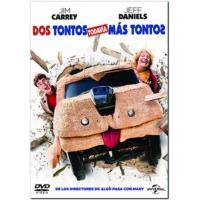 Dos tontos todavía más tontos - DVD