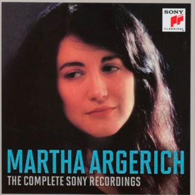 Martha Argerich. The Complete Sony Classical Recordings