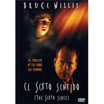 El sexto sentido - DVD