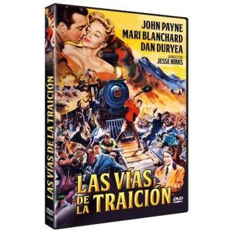 Las vías de la traición - DVD