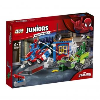 LEGO Juniors - Marvel  Spiderman Vs. El Escorpión