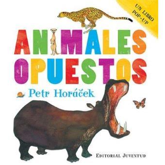 Animales opuestos. Pop up