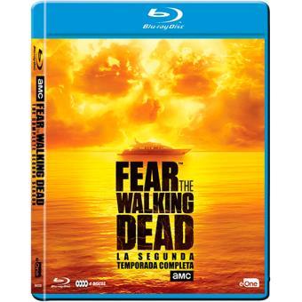 Fear The Walking Dead - Blu-Ray Temporada 2