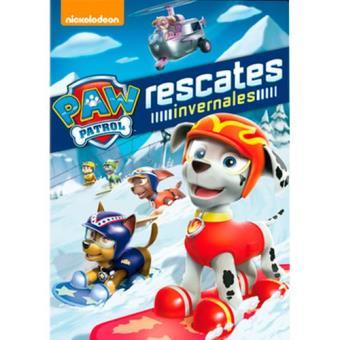 Patrulla Canina: Rescates invernales - DVD