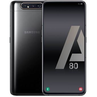 Samsung Galaxy A80 6,7'' 128GB Negro