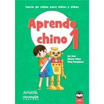 Aprendo chino 1 - Curso de chino para niños y niñas