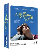 Call Me by Your Name - Blu-Ray + Tote Bag