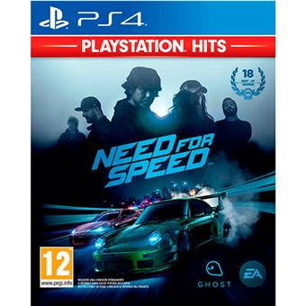 Need for Speed 2016 Hits PS4