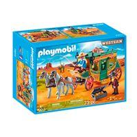 Playmobil Western Diligencia del oeste