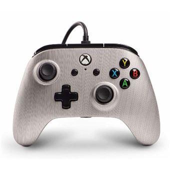 Mando Power A Aluminium con cable - Xbox One