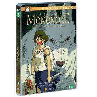 Princesa Mononoke (Edición especial - Estuche metálico) - DVD