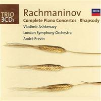 Complete Piano Concertos, Rhapsody