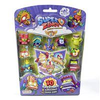 Blister Superzings Serie 5 10 figuras – Varios modelos