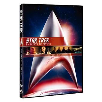 Star TrekStar Trek III: En busca de Spock - DVD