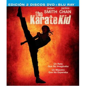 The Karate Kid - Blu-Ray + DVD