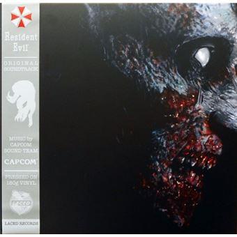Resident Evil B.S.O. - 2 Vinilos