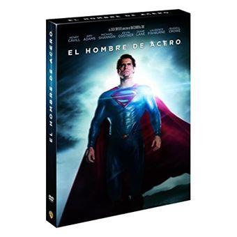 El hombre de acero DVD + cómic - DVD