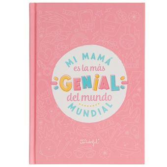 Mr Wonderful Libro Para Rellenar Mi Mamá Es La Más Genial Del