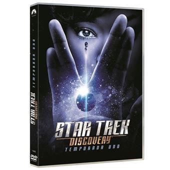 Star Trek Discovery - Temporada 1 - DVD