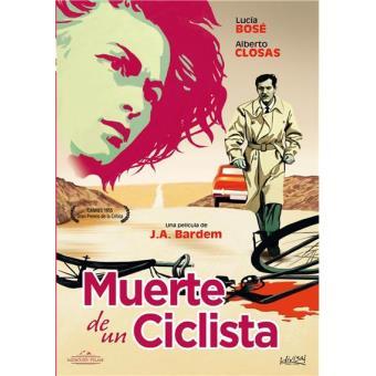 Muerte de un ciclista - DVD