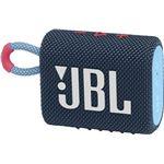 Altavoz Bluetooth JBL Go 3 Azul/Rosa