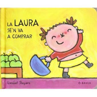 La Laura s'en va a comprar