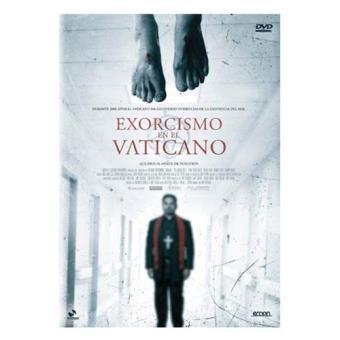 Exorcismo en el vaticano - DVD