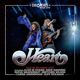 Live in Atlantic City - DVD