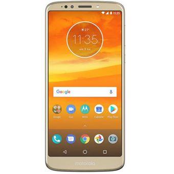 """Motorola Moto E5 Plus 5.9"""" 16GB Oro"""