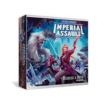 Star Wars. Imperial Assault: Regreso a Hoth