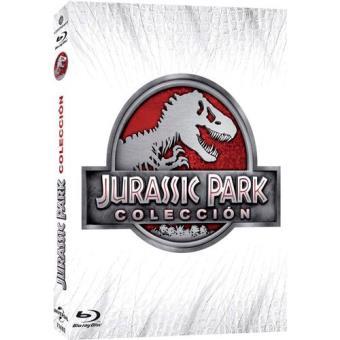 Pack Jurassic Park - Parque Jurásico: Tetralogía - Blu-Ray