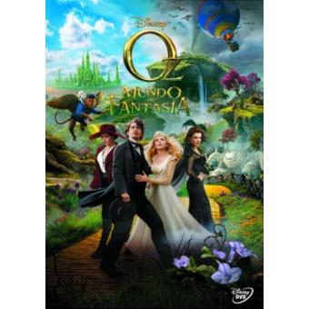 Oz, un mundo de fantasía - DVD