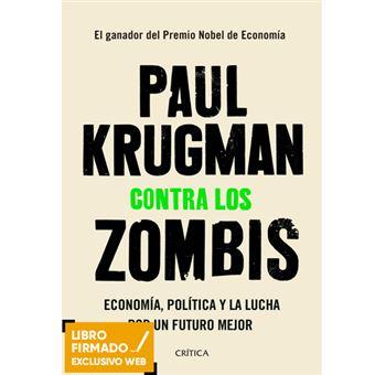 Contra los zombis - Libro Firmado